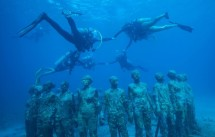 Aquanauts Underwater sculptures