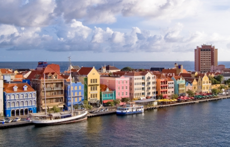 Curacao downtown