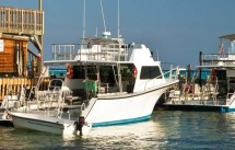 Little Cayman boats