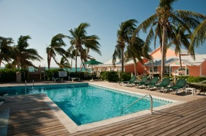 little cayman pool